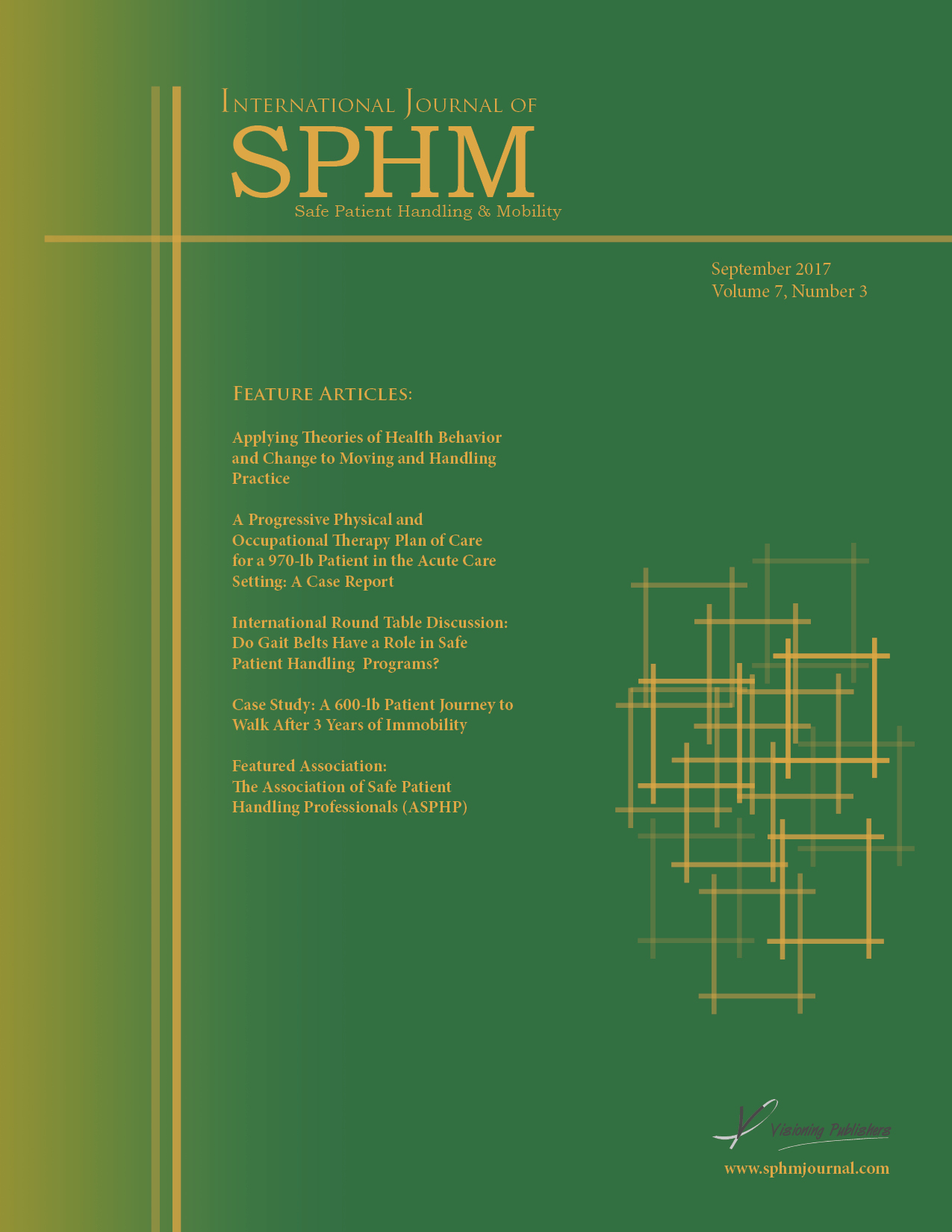 IJSPHM Cover Image